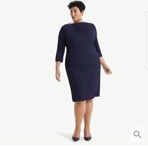 MM Lafleur Oak Dress Aegean Blue XL